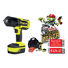 18 Volt MonsterLithium power tools