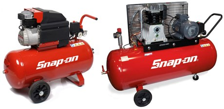 Snap-on Compressoren